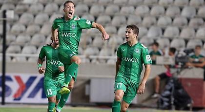 «Ισοπέδωσε» την ΑΕΚ Λάρνακας η Ομόνοια