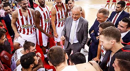 Παραχώρησε τη θέση του στον Ίβκοβιτς ο Σφαιρόπουλος!