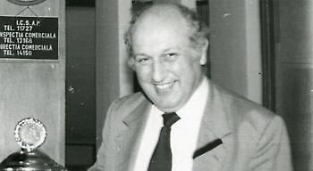 «Έφυγε» ο παλιός ομοσπονδιακός τεχνικός, Πάνα Λάσκαρης