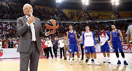 Μάρκοβιτς: «Παγκόσμιος θρύλος του μπάσκετ ο Ίβκοβιτς»