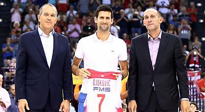 Τζόκοβιτς: «Μεγάλη τιμή μου έκαναν Ίβκοβιτς και Ολυμπιακός»