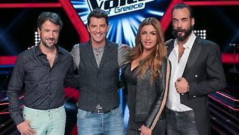 The Voice: Πρεμιέρα την Τετάρτη 4 Οκτωβρίου στον ΣΚΑΪ!
