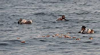 Ναυάγιο ανοιχτά των λιβυκών ακτών: Οχτώ μετανάστες νεκροί και 90 αγνοούμενοι
