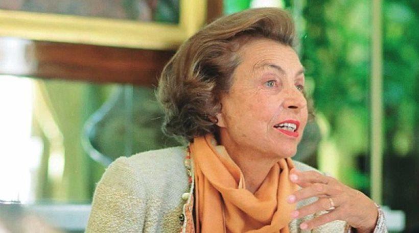 Λιλιάν Μπετανκούρ: Πέθανε η «χρυσή» κληρονόμος της L'Oreal