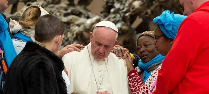 Ιταλία: Το Βατικανό απομακρύνει τους άστεγους -Υποβαθμίζουν την περιοχή γύρω από τον Αγιο Πέτρο