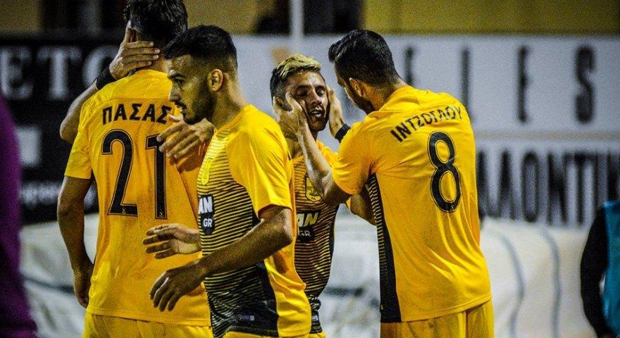 Κύπελλο Ελλάδος: Παναιγιάλειος - Άρης 0-1 (video)