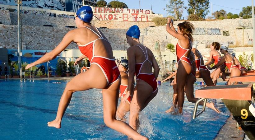 Το άλμπουμ της media day των κοριτσιών του Ολυμπιακού