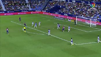 Το γκολ της χρονιάς από τη Λεβάντε (video)