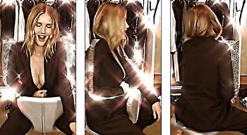 Η «καυτή» σβούρα της κυρίας Στέιθαμ (video/pics)