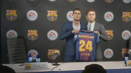 «Ο Ρονάλντο στην Μπαρτσελόνα με 136 εκατ. ευρώ συν τον Ντεουλοφέου»