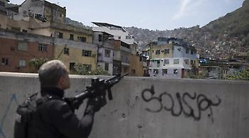 Βίντεο από Βραζιλία: Στρατός στην επαρχία Ροσίνια για να σταματήσει ο πόλεμος συμμοριών