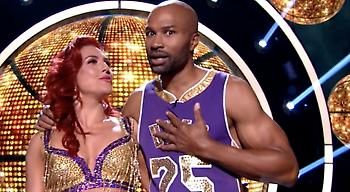 Στο Dancing with the Stars με μπασκετική χορογραφία ο Ντέρεκ Φίσερ (video)