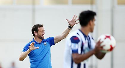 Μάντζιος: «Υπήρχε μεγάλη πίεση στην ομάδα, δεν έχουμε το εύκολο γκολ»