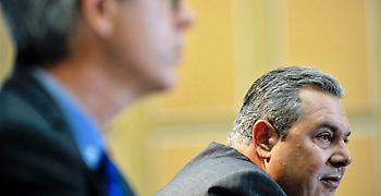 ΝΔ: Ο Καμμένος έχει συναίσθηση όσων κάνει; - Περιμένουμε την απολογία του τη Δευτέρα
