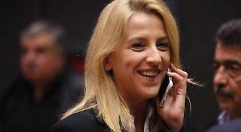 Δούρου: «Ο Θεοδωράκης δεν ενδιαφέρεται για τον Σαρωνικό αλλά για τις ψήφους»