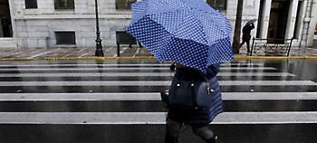 Αλλάζει το σκηνικό του καιρού την Κυριακή -Πού θα βρέξει