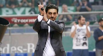 Γιαννακόπουλος: «Δεν θέλω να φύγω από το μπάσκετ. Σεβασμό θέλω»! (pic)