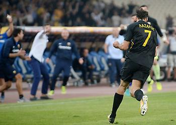 Καρέ-καρέ το 1-2 με το γκολ του Χριστοδουλόπουλου (pics)