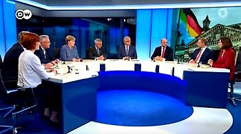 Γερμανία: Σε εξέλιξη η συζήτηση στη «στρογγυλή τράπεζα των ελεφάντων»