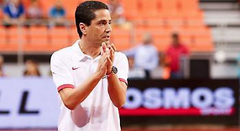 Σφαιρόπουλος: «Χρειαζόμαστε δουλειά, θέλουμε να ενταχθούμε οι νέοι παίκτες»