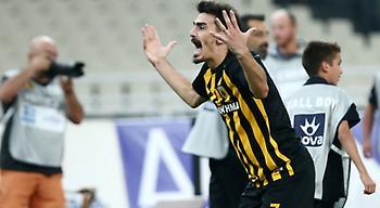 Λάζαρος: «Κάναμε ένα ποδοσφαιρικό έπος, αν θέλει η ΑΕΚ τελειώνει την ανανέωσή μου σε 10''»