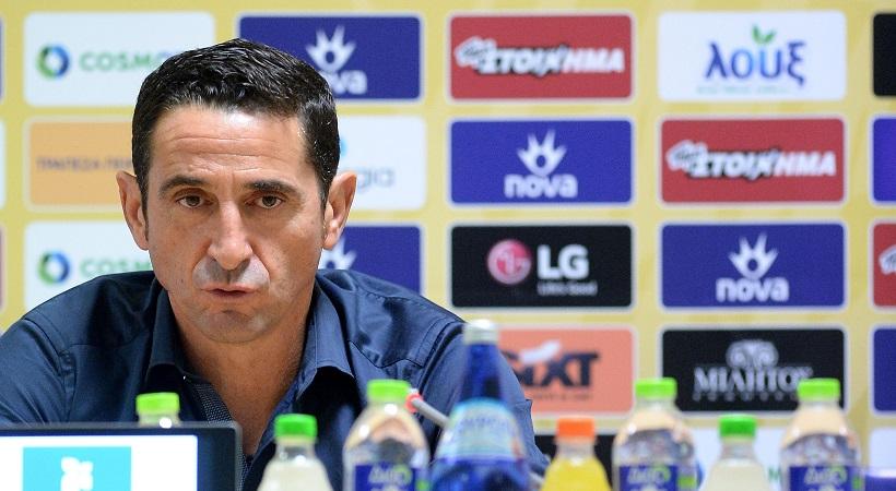 Χιμένεθ: «Ήταν θέμα χρόνου να το γυρίσουμε - Φαντάζομαι πώς θα είναι να παίζει η ΑΕΚ στο νέο γήπεδο»