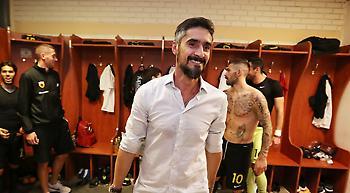 Λυμπερόπουλος: «Αν δεν κερδίζαμε αυτό το ματς θα ήταν ατυχία»