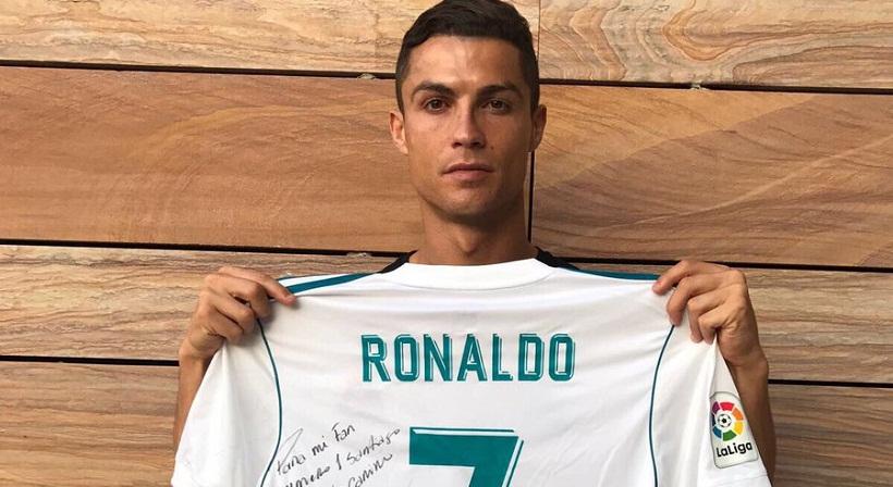 Το μήνυμα συμπαράστασης του Ρονάλντο για τον θαυμαστή του που σκοτώθηκε από σεισμό