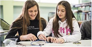 Πρωτοποριακά μαθήματα επιστήμης και τεχνολογίας από το ίδρυμα Vodafone