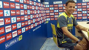 Ο Καγέχα νέος προπονητής της Βιγιαρεάλ