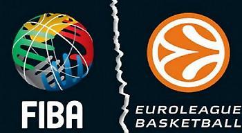 Πρόταση της FIBA για τα «παράθυρα» στην Ευρωλίγκα