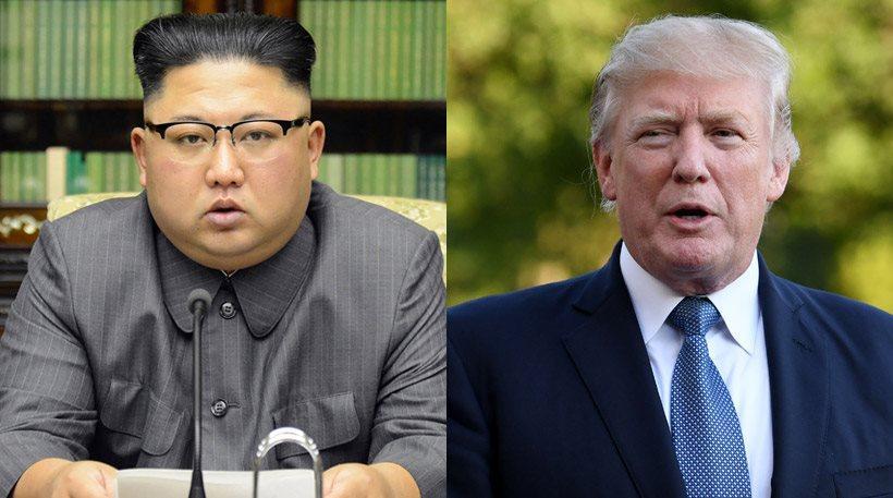 Βόρεια Κορέα: Ο Τραμπ μας κήρυξε τον πόλεμο - Θα καταρρίψουμε μαχητικά των ΗΠΑ