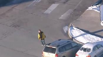 Βίντεο: Νόμιζε ότι ζούσε το Grand Theft Auto και προκάλεσε τρόμο στον δρόμο!