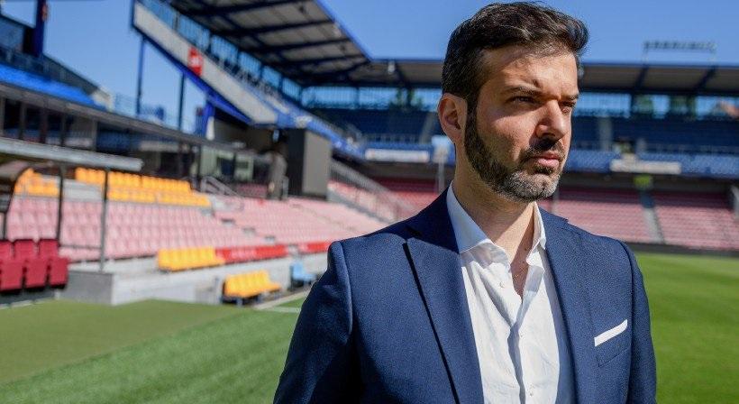 Στραματσόνι: «Δεν φεύγω, η άφιξή μου μαζί με έντεκα ξένους παίκτες αποτέλεσε… επανάσταση»
