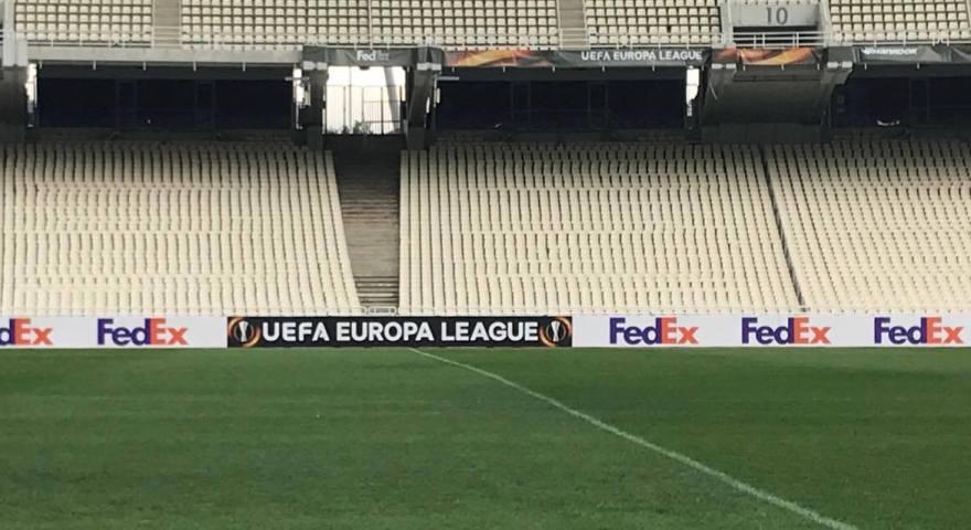 Άρωμα… Ευρώπης ξανά στο ΟΑΚΑ (pic)