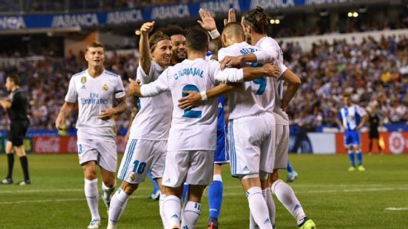 Πέντε χρόνια αήττητη η Ρεάλ σε ομίλους Champions League