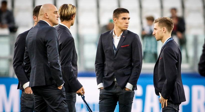 Η πρώτη βόλτα του Ολυμπιακού στο «Juventus Stadium»