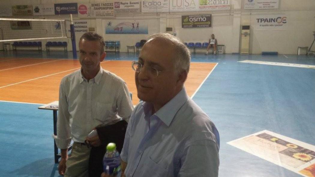 Δρακόπουλος: «Όλο το βάρος μας στο μπάσκετ του Ηρακλή»