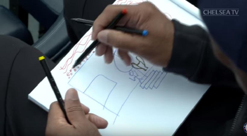 Ο Ντρογκμπά ζωγραφίζει την κορυφαία του στιγμή στην Τσέλσι (video)