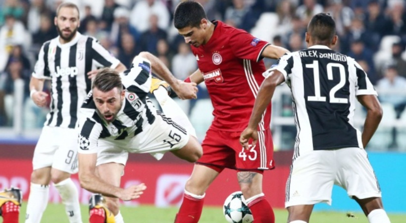 Νικολάου: «Αντιμετώπισα Μάντζουκιτς, Ιγκουαΐν, που τους είχα στο FIFA»