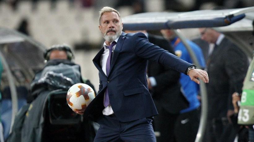 Φινκ: «Τελικός με ΑΕΚ την τελευταία αγωνιστική»