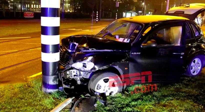 ΣΟΚ: Τραυματίστηκε σε τροχαίο ο Αγουέρο-Ευτυχώς εκτός κινδύνου! (pics)