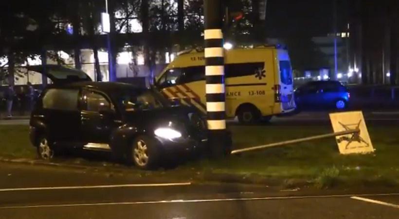 Βίντεο από τη σκηνή του ατυχήματος του Αγουέρο