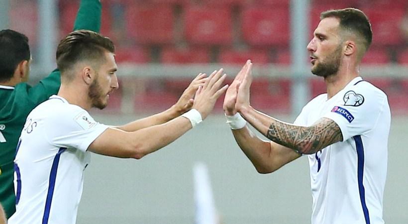 Εθνική ομάδα: Ο Βέλλιος στη θέση του Διαμαντάκου