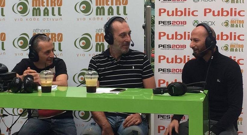 Παπαδόπουλος στον ΣΠΟΡ FM: «Τελείωσε το πρώτο ημίχρονο της ζωής μου»