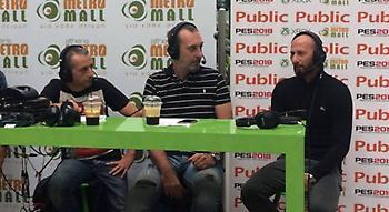 Τα… έσπασε το event του ΣΠΟΡ FM για την παρουσίαση του PES 2018 στο Athens Metro Mall! (pics/video)
