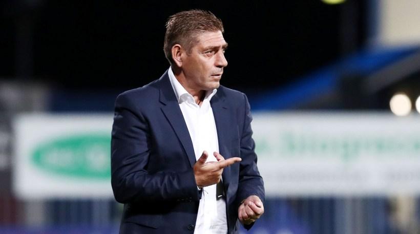 Παντελίδης: «Αξίζαμε τη νίκη κόντρα στην ΑΕΚ»
