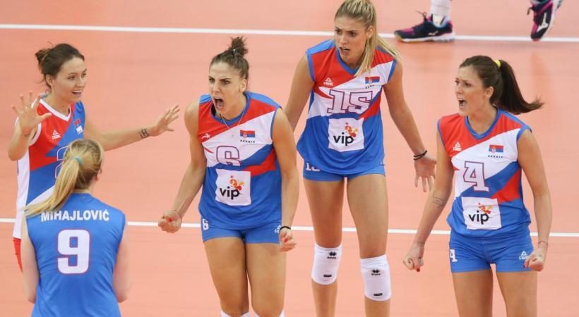 Πρωταθλήτρια Ευρώπης η Σερβία