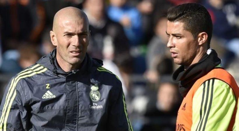 Ζιντάν: «Είμαι απογοητευμένος με τον Ρονάλντο»