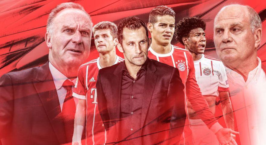 Οι προκλήσεις για τον νέο προπονητή της Μπάγερν Μονάχου